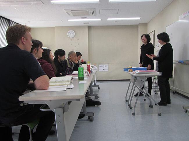 日本語を勉強する